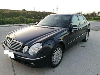 Mercedes-Benz Classe E (211) 200 KOMPRESSOR 163 CV