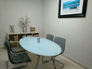 mesa reuniones o mesa comedor salita