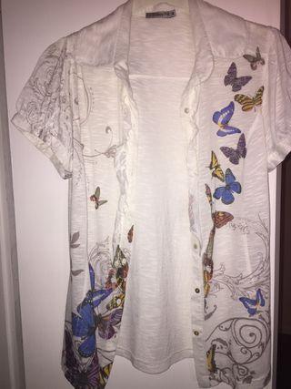 Camisa mujer M