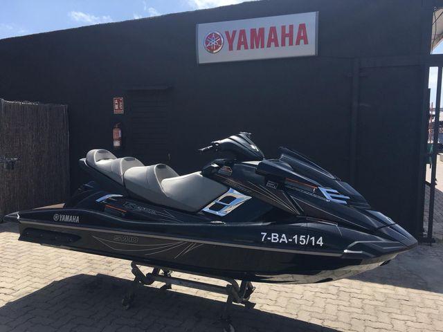 Moto de agua yamaha SHDO 260 cv.