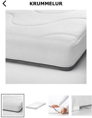 Colchón de cuna Ikea (120x60)