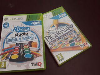 videojuegos de pintar xbox 360
