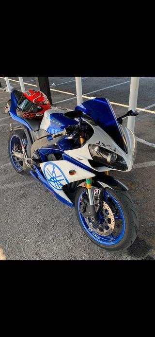 Motos Yamaha R1 Roja De Segunda Mano En Wallapop