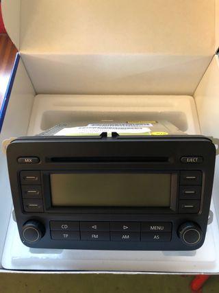 Radio RCD300 golf V
