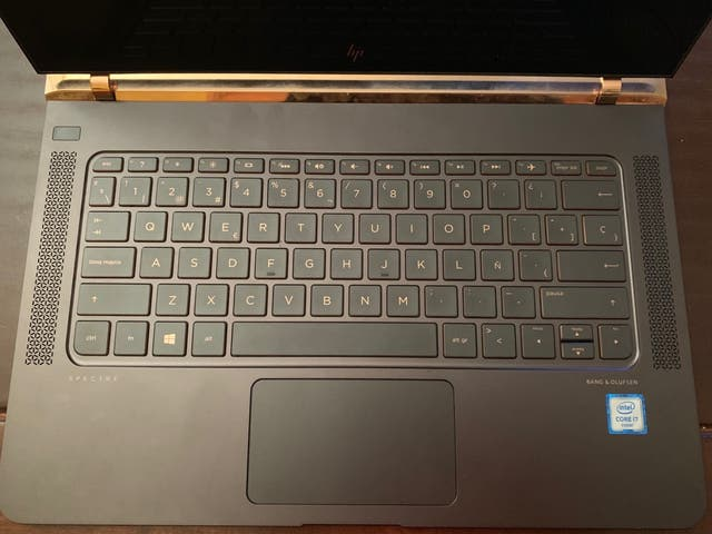 Hp Spectre 13 Ultrabook Intel i7 256gb SSD 8gb RAM