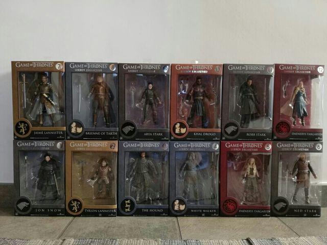 Figuras juego de tronos colección legacy