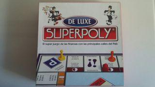 """Juego """"Superpoly"""""""