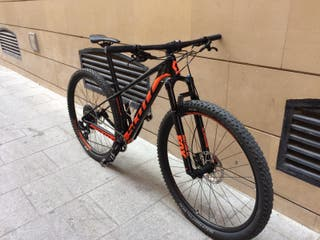 Bicicleta de montaña mtb scott scale 925