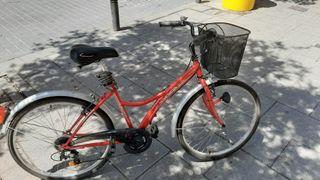 Bicicleta Boomerang Urban Life