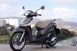 Honda liberty 125