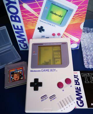 Game boy original DMG-01 Nintendo