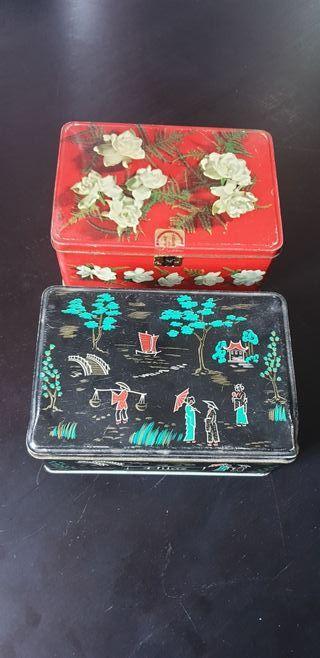 Cajas de ColaCao años 60