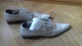 daf9cc021f7 Zapatos para mujer italianos de segunda mano en Madrid en WALLAPOP