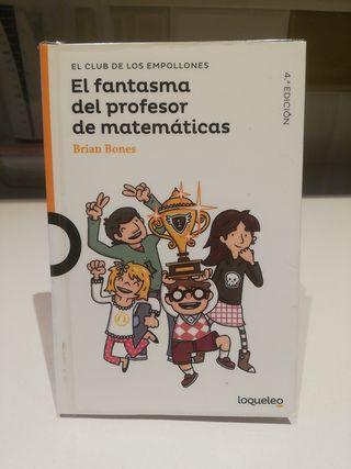 EL FANTASMA DEL PROFESOR DE MATEMATICAS.