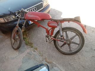 moto clasica derbi gran74 sport