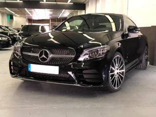 Mercedes-Benz C COUPE 200