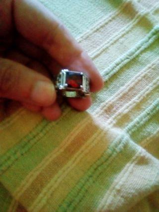 anillo hombre