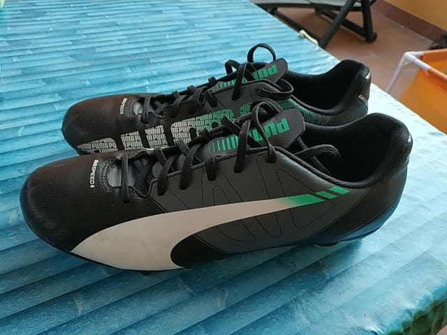 Botas fútbol Puma 43