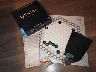 juego GENIAL