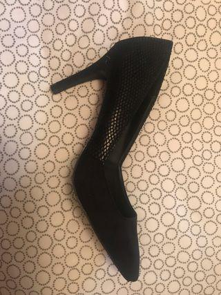 Zapatos negros talla 38