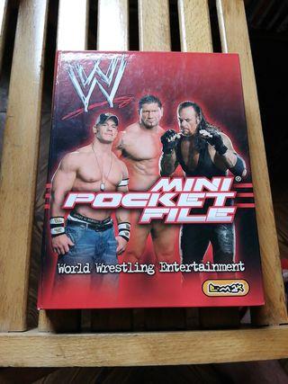 Colección WWE Mini Pocket File
