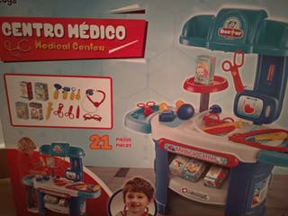 Centro médico de juguete Imitoys