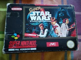 Super Star Wars, Super Nintendo