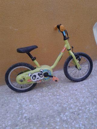 bici niño/a
