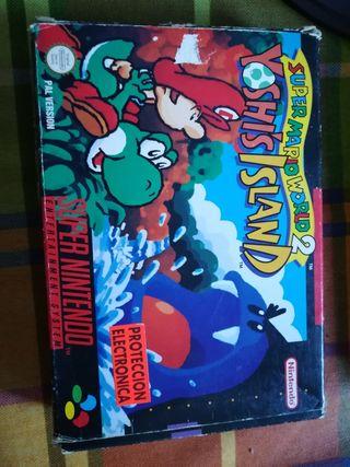 Super Mario World 2, Super Nintendo