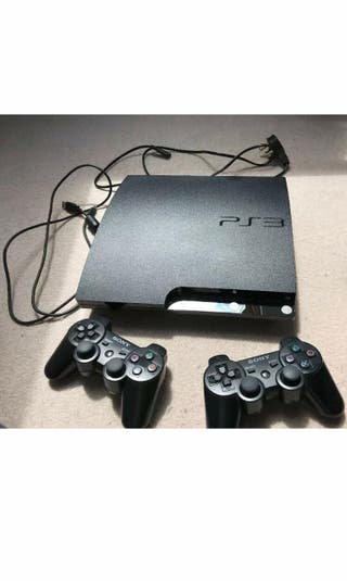 Sony PlayStation 3 Console Slim with 12 Games
