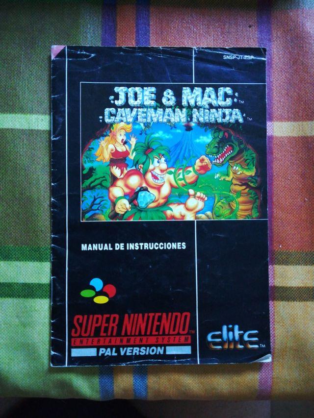 Joe & Mac: Caveman Ninja, Súper nintendo
