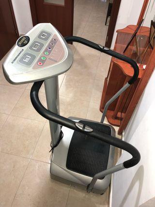 Maquina de masajes y ejercicicos fitness