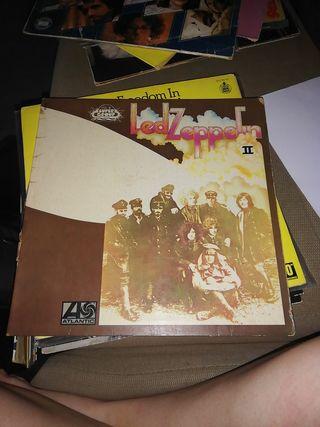 Vinilo Led Zeppelin