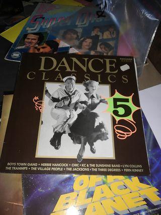 """Vinilo """"Dance Classics 5"""""""