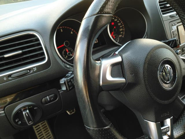 Volkswagen Golf GTD 2.0 TDI 170CV
