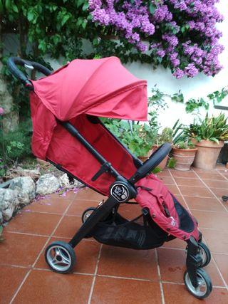 Carrito Baby jogger City Tour silla de paseo