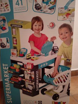 Supermercado de juguete Smoby