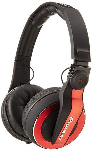 Auriculares DJ Piooner HDJ 500 Rojo