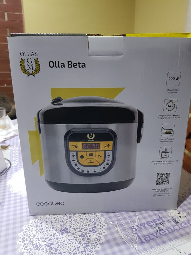 ROBOT DE COCINA MODELO BETA