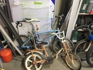 Bicicletas antigua clásica