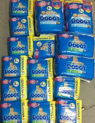 Pack de pañales DODOT