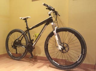 Bicicleta montaña 27,5 Conor WRC PRO SHIMANO XT