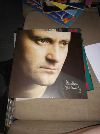 """Vinilo Phil Collins """"... But seriously"""""""