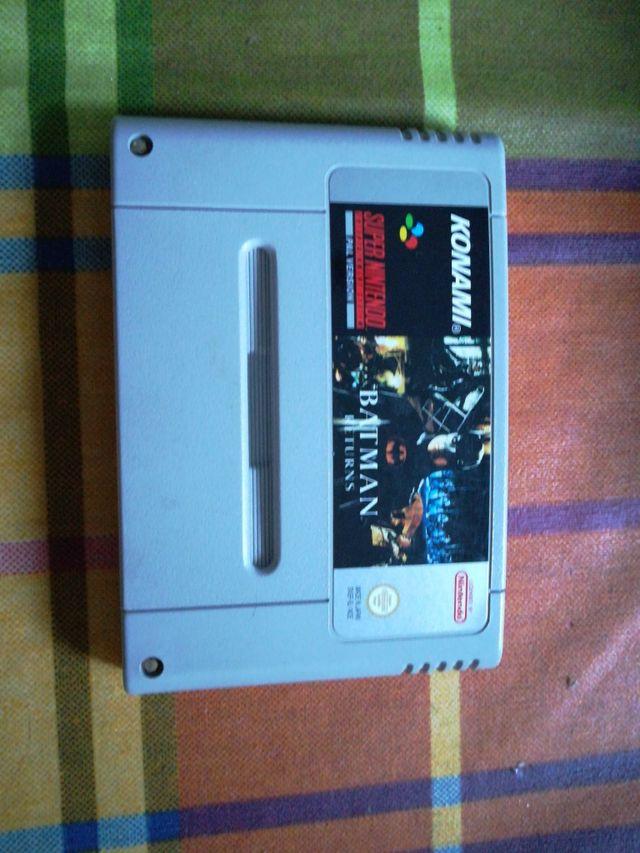 Batman Returns, Super Nintendo