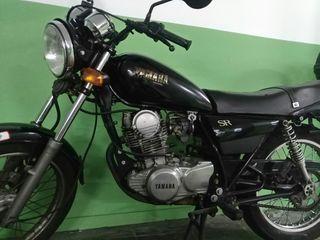 Yamaha SR 250 Clásic