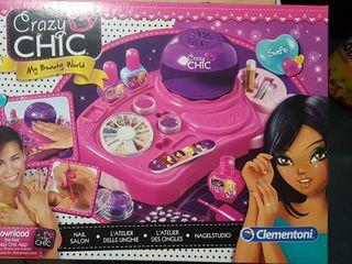 salón manicura juguete