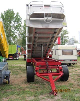 Restauración de remolques de ganado vivo