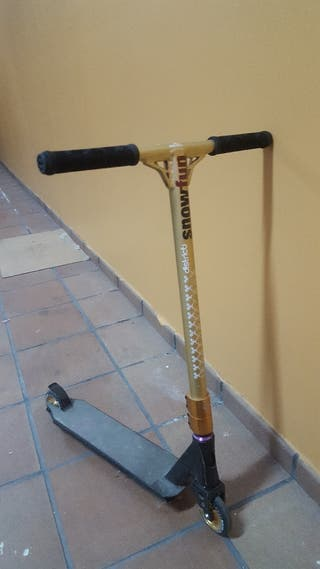 Patinete-Scooter Freestyle Personalizado