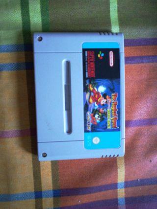 The Magical Quest, Super Nintendo