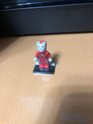 Iron man (pepper pots suit)